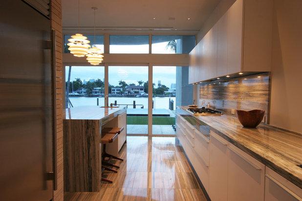Modern Kitchen by Product Bureau LLC
