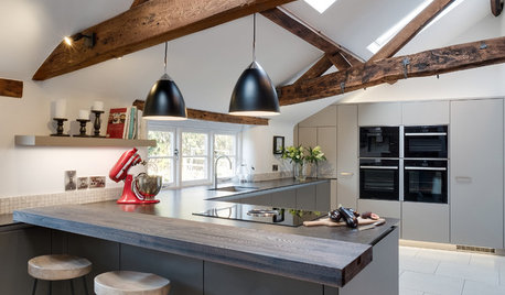 Kitchen Tour: Old Meets New in a Restored Farmhouse Kitchen