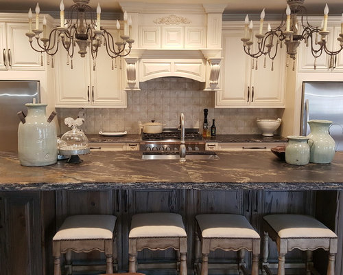 Rustic new orleans kitchen design ideas remodel pictures for New orleans style kitchen
