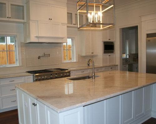 3Cm Taj Mahal Quartzite Kitchen Design Ideas, Remodels & Photos
