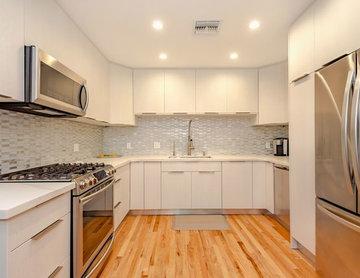 Kitchen project - San Ramon