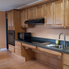 Kitchen by DJ's Home Improvements