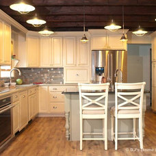 Eclectic Kitchen by DJ's Home Improvements