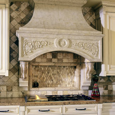 Mediterranean Kitchen by Cooper Pacific Kitchens