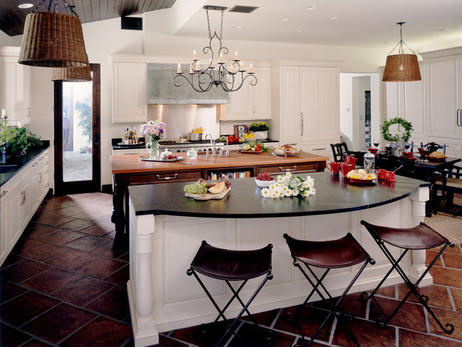 Rustic Kitchen by Cooper Pacific Kitchens