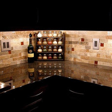 Traditional Kitchen by Granite 4 Less