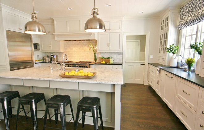 Traditional Kitchen by Graydesign Architecture, PA.