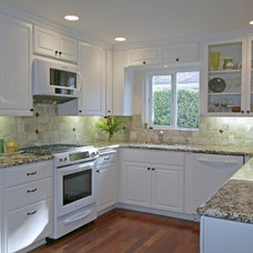 Traditional Kitchen by Kimberly Cole Design