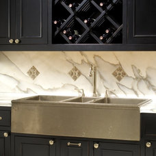 Traditional Kitchen by Pierce Decorative Hardware & Plumbing