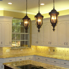 Traditional Kitchen by R K Remodeling & Maintenance LLC.