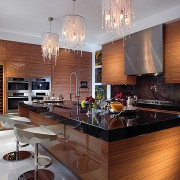Kitchen Projects Supplied by Peterman Lumber