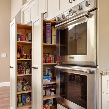 Kitchen Pull Out Pantry