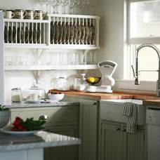 Traditional Kitchen Kitchen - Quentin Bacon