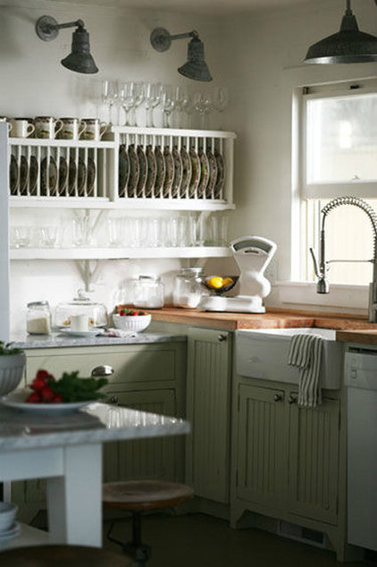 Traditional Kitchen Kitchen - Quentin Bacon