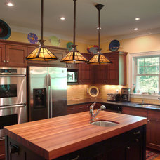 Traditional Kitchen by R.A. Praught