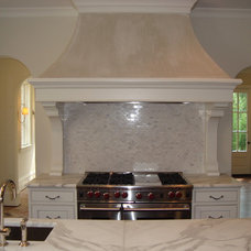 Traditional Kitchen by R.J. Stewart Inc, Fine Home Building & Renovations