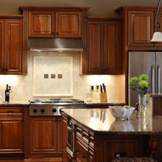 Traditional Kitchen by Rachel Freeman - Rachel Interiors