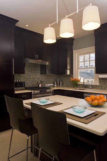 Modern Kitchen by Rachel Reider Interiors