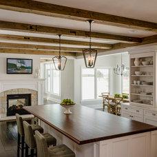 Farmhouse Kitchen by RAHokanson Photography
