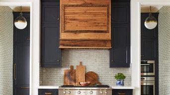 Kitchen Range & Scullery