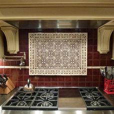 Traditional Kitchen by Karlene Hunter Baum, Allied ASID
