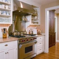 Eclectic Kitchen by Superior Woodcraft, Inc.