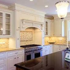 Contemporary Kitchen by Mandy Brown