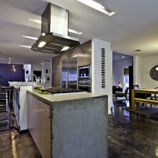 Industrial Kitchen by RD Architecture, LLC