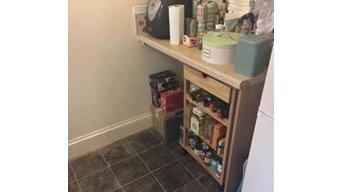 Kitchen re-order