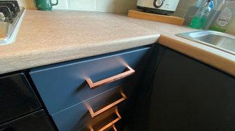 Kitchen Re-skin Ramsey