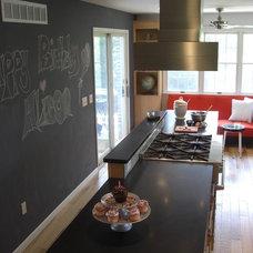Contemporary Kitchen by West Side Lumber/ACE/Kitchen & Bath Design Center