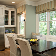 traditional kitchen by Driggs Designs