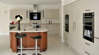 kitchen recently fitted