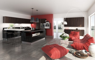 Design a Modern Kitchen That is an Extension of Your Home Decor