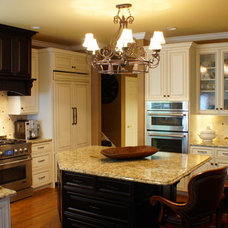 Traditional Kitchen by Judy McLean Custom Interiors