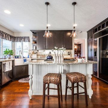 Kitchen Reface Anaheim Hills