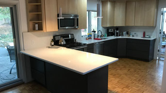 Kitchen Refacing Project (AFTER REFACING)