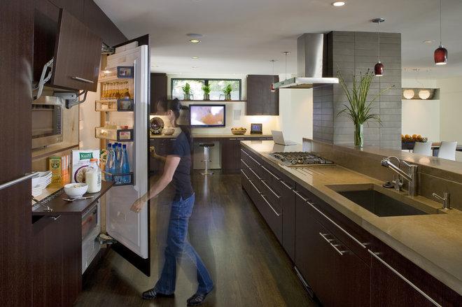 Заказать кухню | Современный Кухня by Camber Construction
