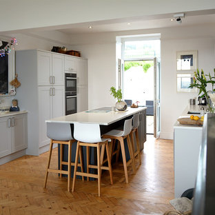 Kitchen Refurbishment, Victorian Terrace, Porthleven