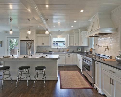 Black Kitchen Countertops Design Ideas Remodel Pictures – Black Kitchen Counter