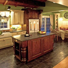 Traditional Kitchen by Remington Construction Services