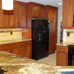 Kitchen Remodel / 01/01/17 / Newport News, VA 23602