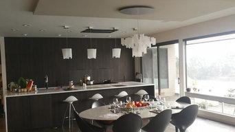 Kitchen Remodel -  3D Interior Design & Construction