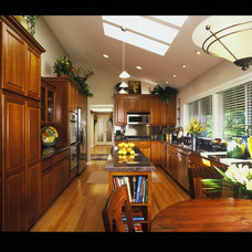 Contemporary Kitchen by Gayler Construction