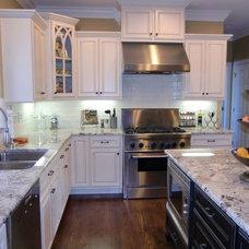 Traditional Kitchen by My Interior Design Online.com