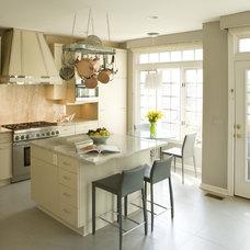 Contemporary Kitchen by Alice Roberts, Interior Designer, LEED AP