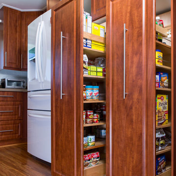 Kitchen Remodel and Storage Upgrade - Diane Project