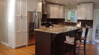 Kitchen Remodel - Annapolis Split Foyer Home