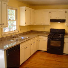 Traditional Kitchen by Design Time LLC