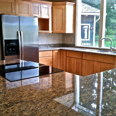 Traditional Kitchen by Creative By Design Remodels
